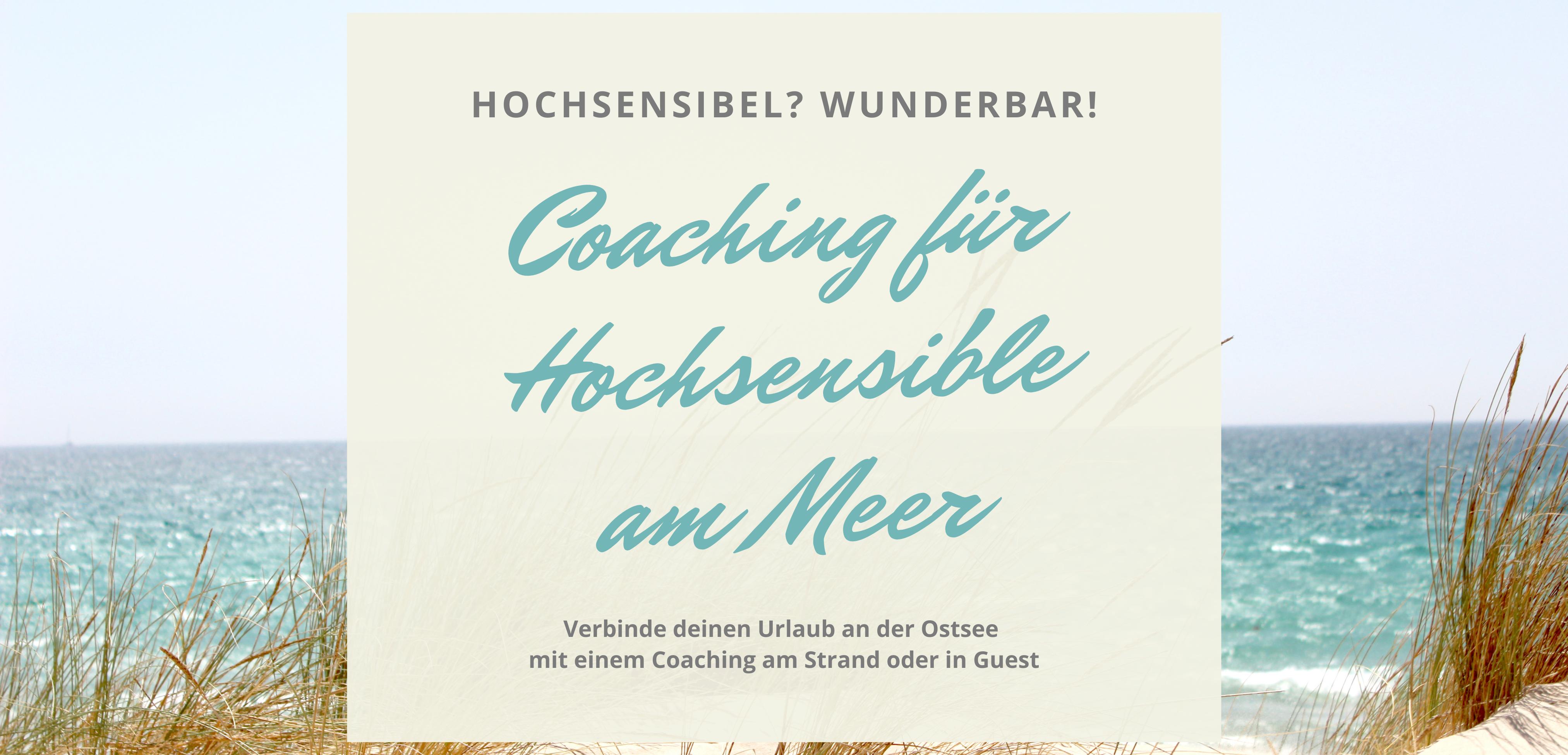 Kopie von Urlaub &Coaching am Meer